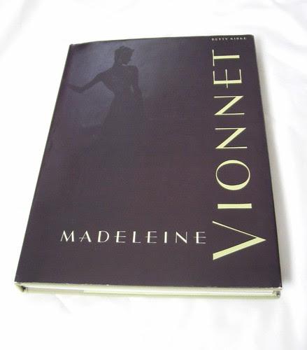 Book:  Madeleine Vionnet by Betty Kirke