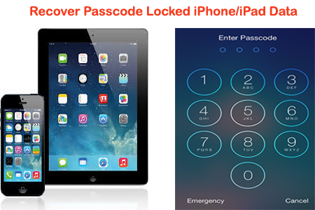 How To Recover Data From Passcode Locked iPhone\/iPad