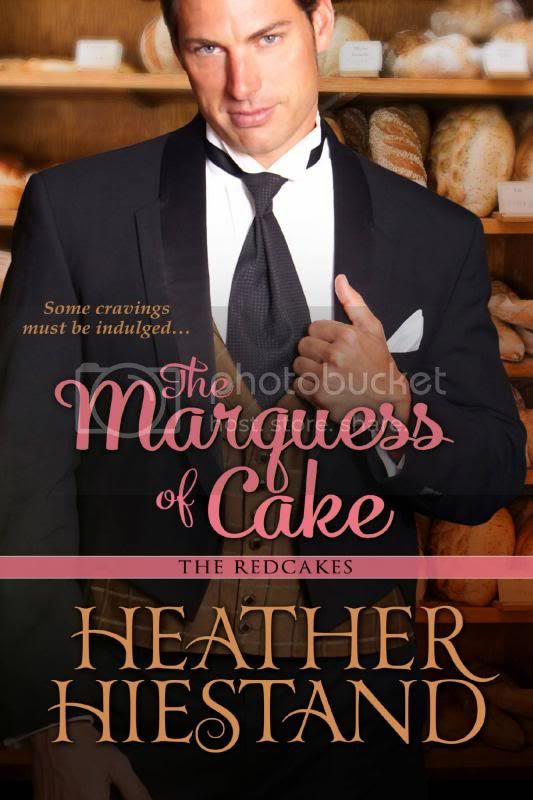 The Marquess of Cake Cover