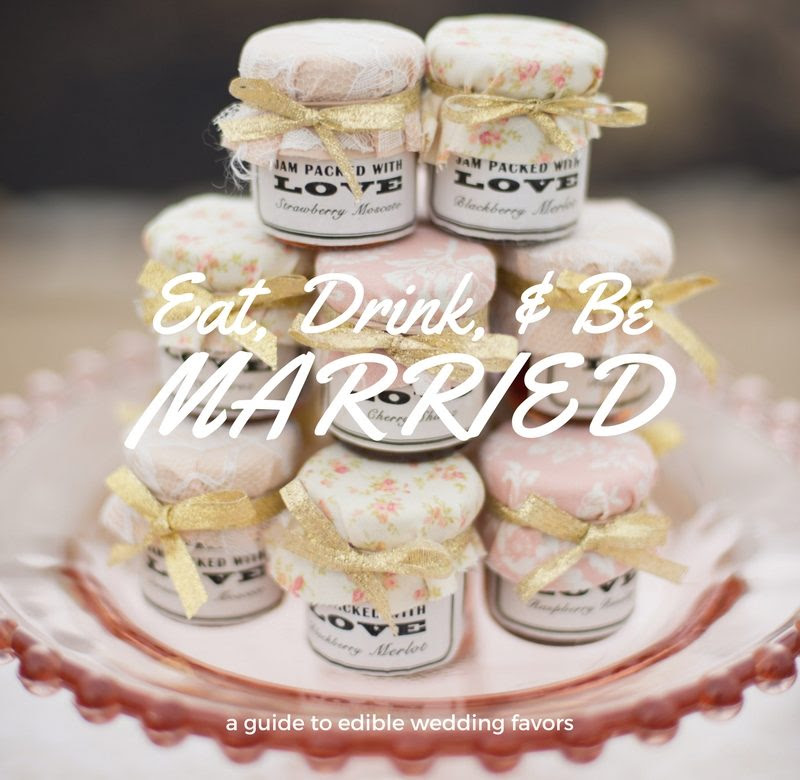 Mini Mason Jar Wedding Favors Custom Love Gifts