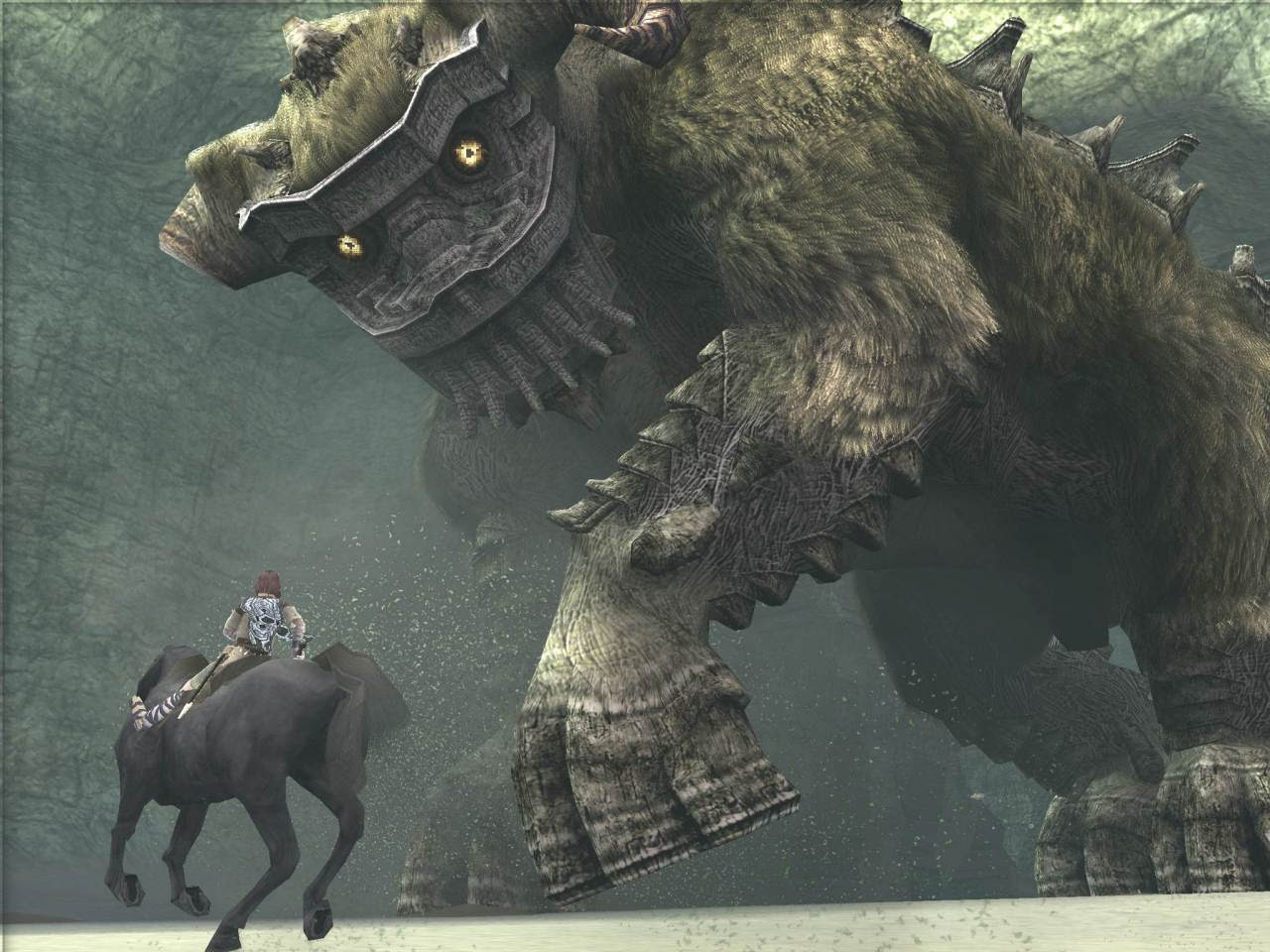 Shadow Of The Colossus Wallpaper 1280x960 25803