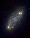 NGC2976 3.6 5.8 8.0 microns spitzer.png