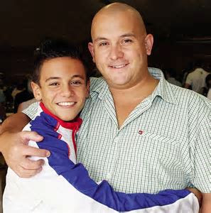 Tom Daley: Diver's grieving mother gives an exclusive