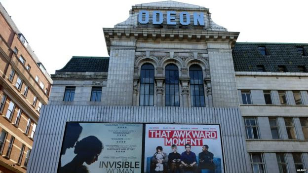 Odeon West End pictured in 2014