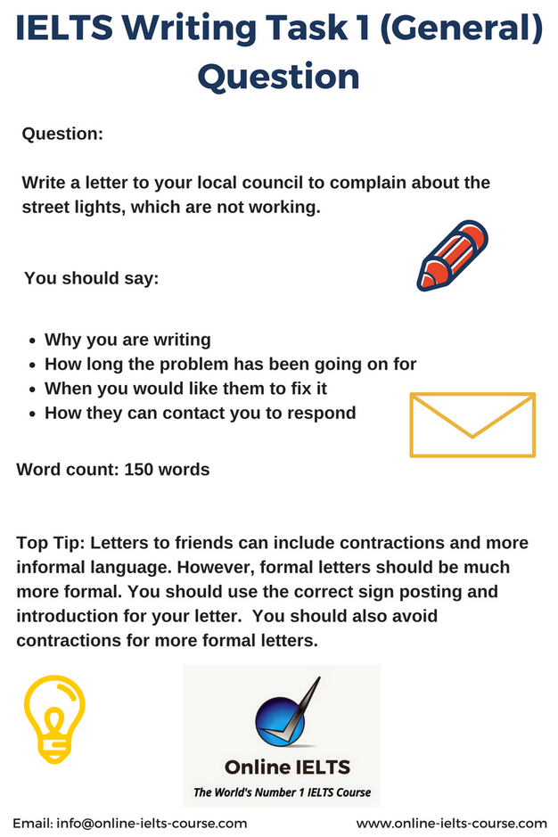 how to write an essay ielts task 2 general
