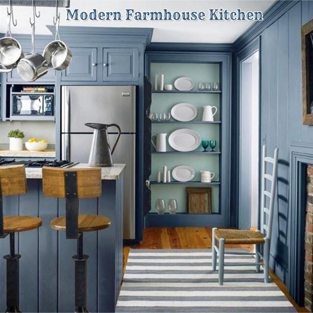 King Size Bed With Storage, Kumpulan Modern Farmhouse Kitchen Decor Desainhos