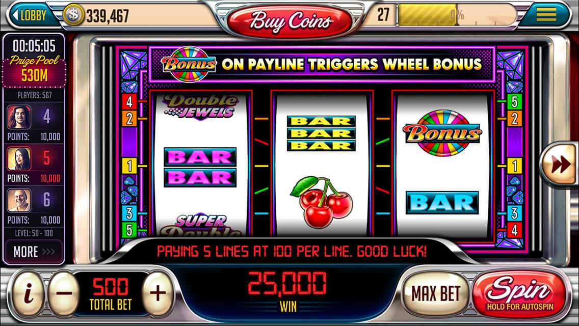 Slots vegas free coins