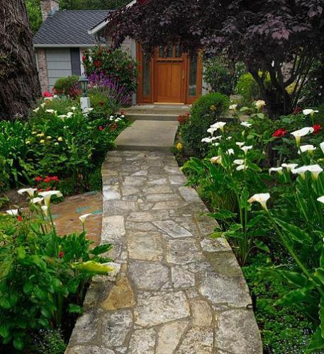 Impressive Stone Garden Path Ideas 457 x 500 · 63 kB · jpeg