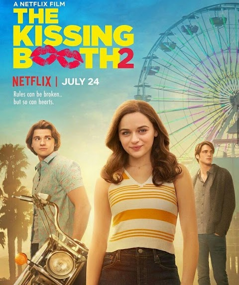 The Kissing Booth 2 (2020) 480p 720p 1080p Web-DL Dual Audio (Hindi+English) A Netflix Film