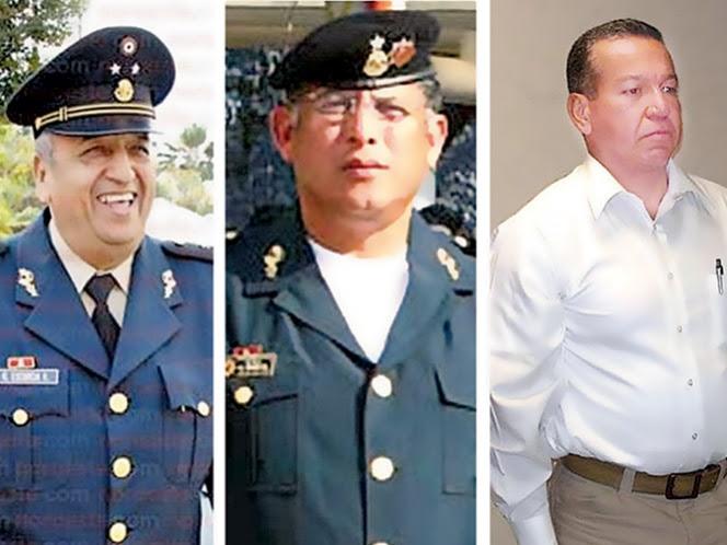 Generales dejan el penal de Almoloya
