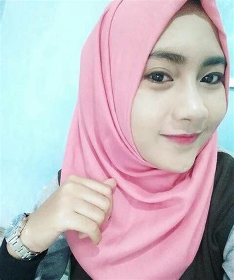 foto gadis berjilbab cantik imut  muda islami