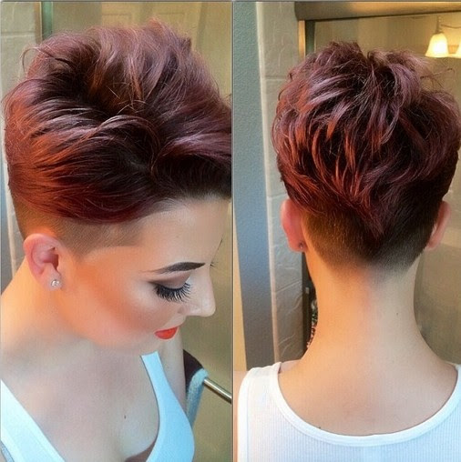 New Short Hairstyles For 2016 #newshorthairstyles