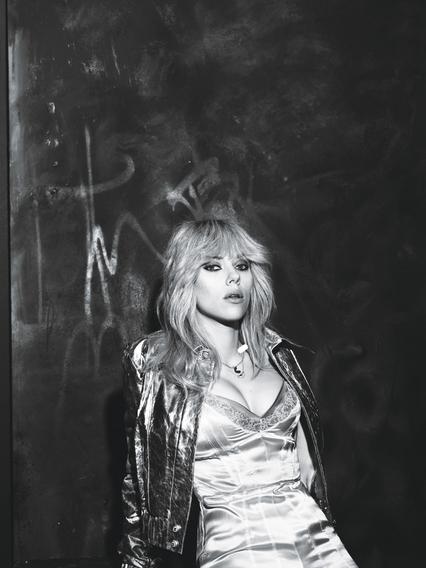 Scarlett Johanson en W Magazine foto 3