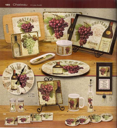 wine kitchen decor  wine kitchen decorating ideas