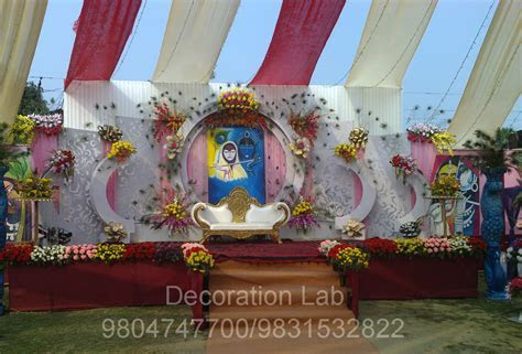 Stage Decoration   Wedding Decorations in Kolkata   Flower