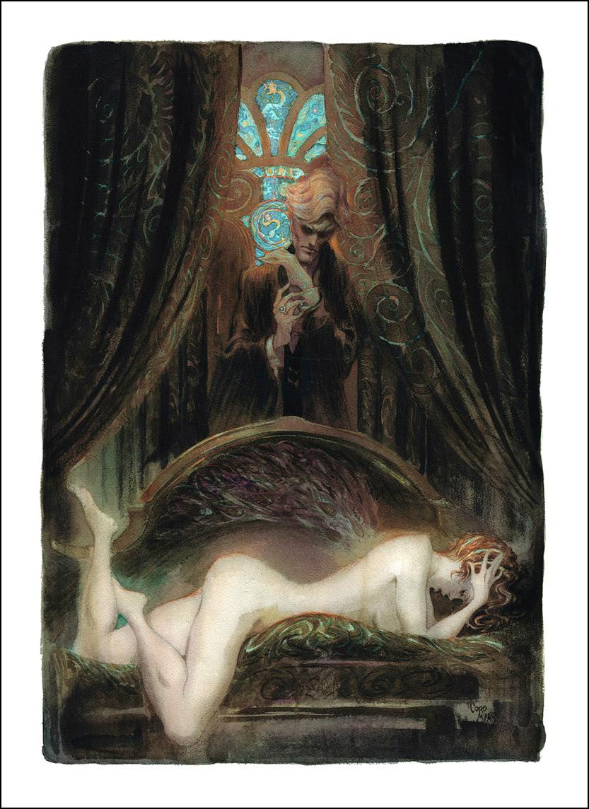 Enrique Corominas, Dorian Gray