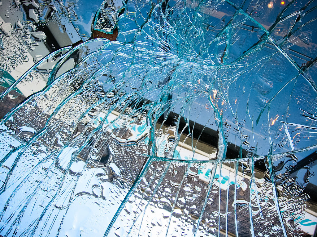 April 23 - Smashed Mirror