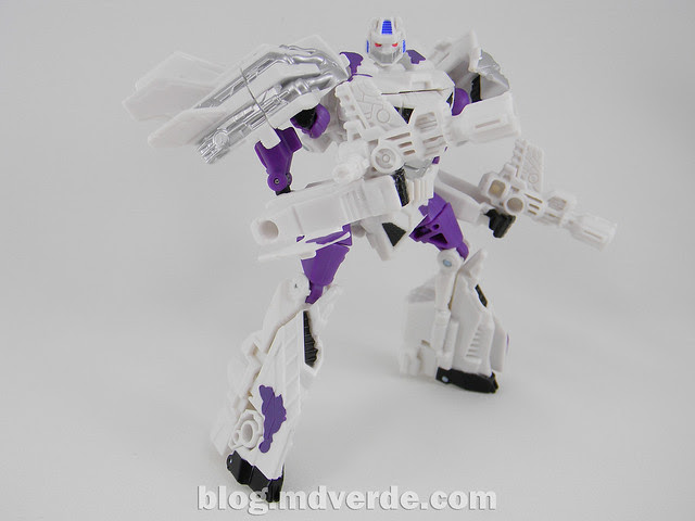 Transformers Blast Off Deluxe - G2 Fall of Cybertron - modo robot