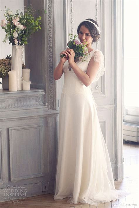 Marie Laporte Wedding Dresses 2013   Wedding Inspirasi