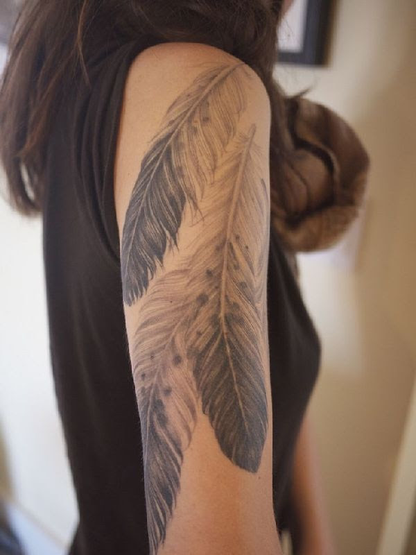 75 Best Peacock Feather Tattoo Designs Meanings 2019