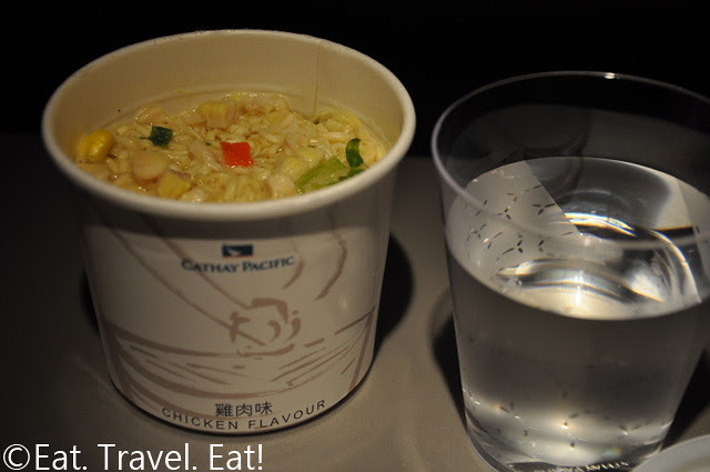 Cathay Pacific Instant Noodles Chicken Flavour with Water