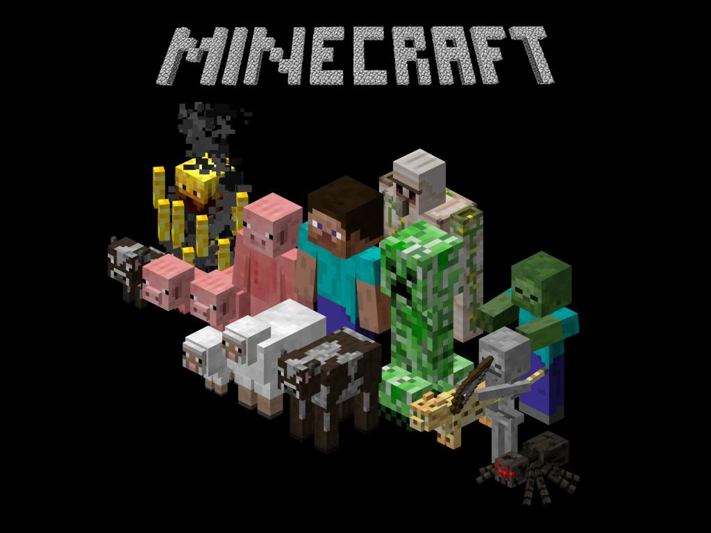 Minecraft Hd Wallpapers Free Download Wallpapers Titan