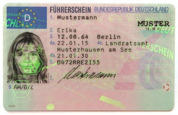 Five member states fail on driving license rules