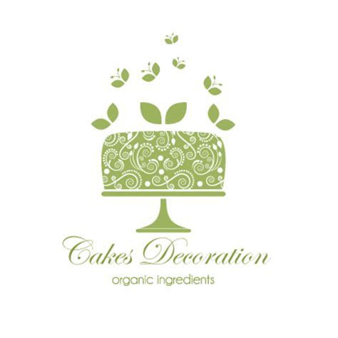 cakes decorations   Logo Design Gallery Inspiration   LogoMix