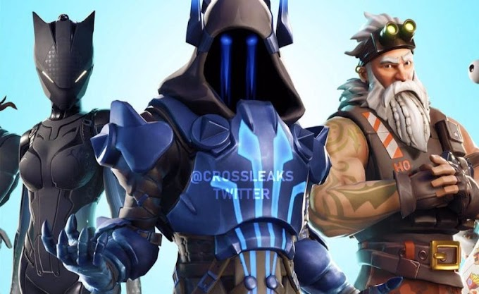 Fortnite Season 7's Battle Pass Skins May Have Leaked ...