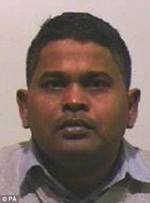 Prabhat Nelli a été reconnu coupable de deux chefs d'accusation de fourniture de drogue et d'un chef de conspiration pour inciter à la prostitution