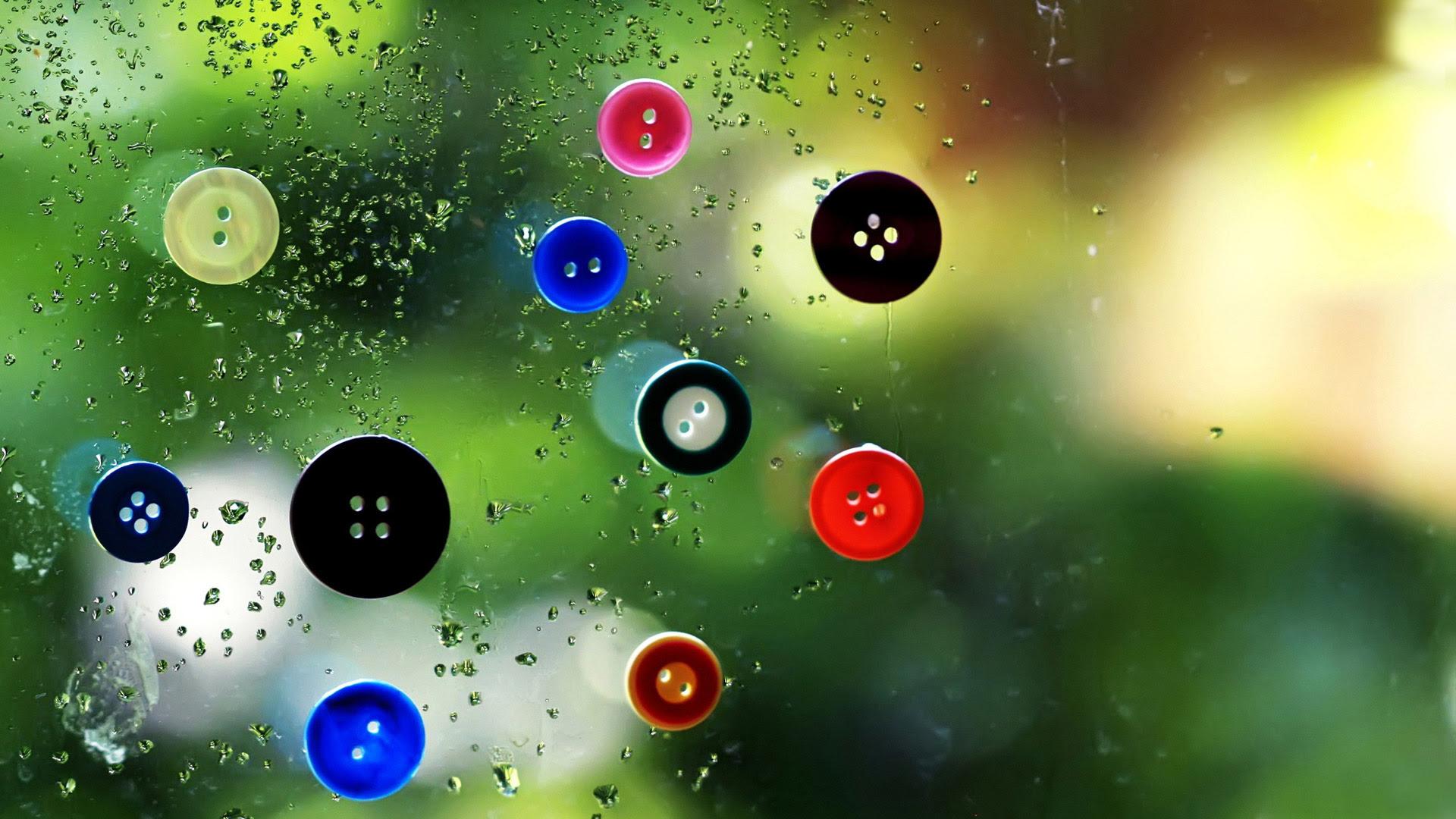 Colorful button wallpaper [1920x1080]