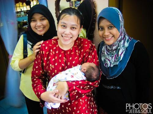 GLC & baby Ilyas