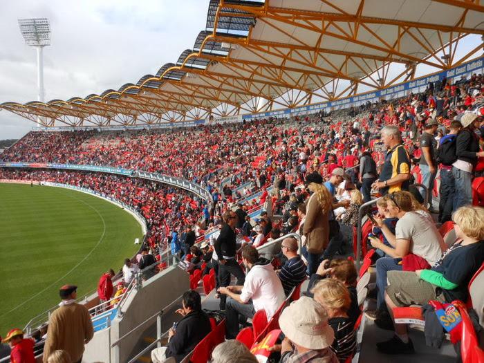 Adelaide v Gold Coast
