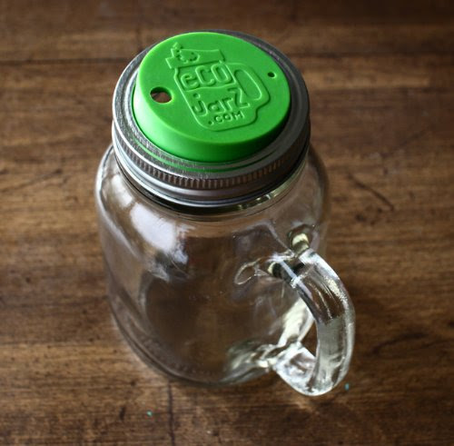 Canning Jar Drink Lid