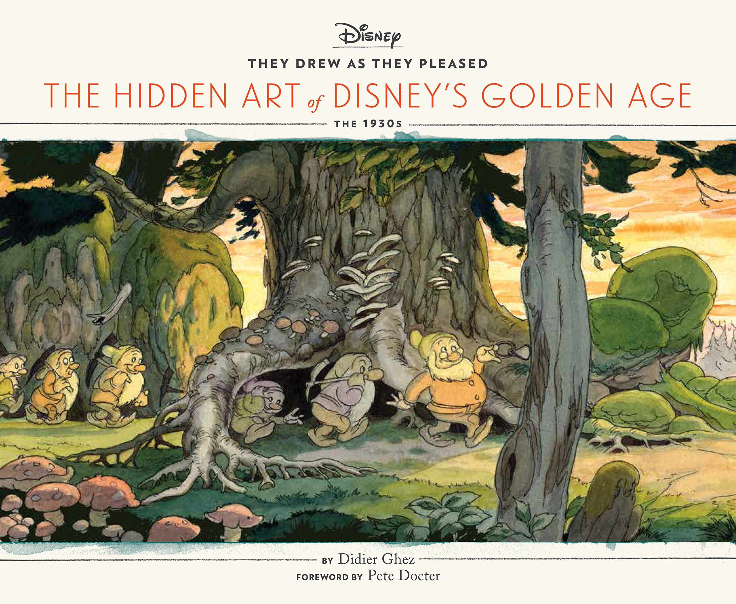 http://www.amazon.com/They-Drew-Pleased-Hidden-Disneys/dp/1452137439/ref=sr_1_1?ie=UTF8&qid=1442445110&sr=8-1&keywords=they+drew+as+they