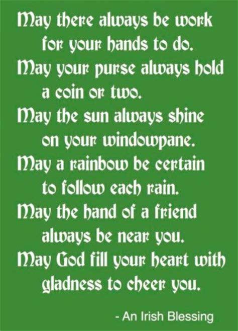 Irish Blessings at The Irish Gift House
