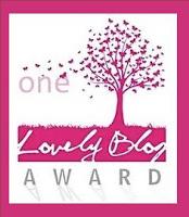 """Premio """"Lovely Blog Award"""""""