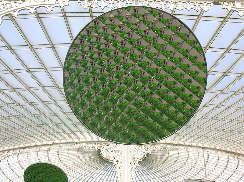 File:Kibble Palace Mirror.JPG