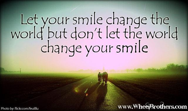 Let Your Smile Change The World All Up To Date 2019 Texas Bicycle