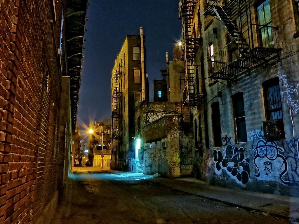 Mechanics Alley