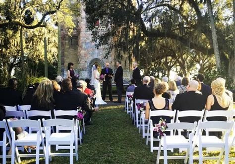 Bok Tower Wedding Ceremony   Jaclyn Duncan Music provided