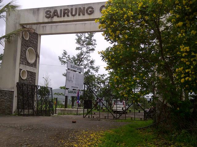 Sairang City on the way to Xrbia from Marunji Kasarsai Road - Nere Dattawadi, approx 7 kms from KPIT Cummins at Hinjewadi IT Park