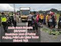 Kecelakaan Maut di Padang Panjang, Polisi Lalu Lintas Tewas Ditabrak Truk