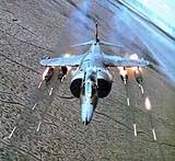 Harrier: Last line