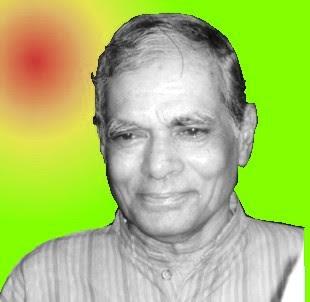 Kishen Patnaik, Indian socialist leader, image by S. Deepak