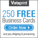 Free Business Cards Plus 14-Day Free Shipping $50+