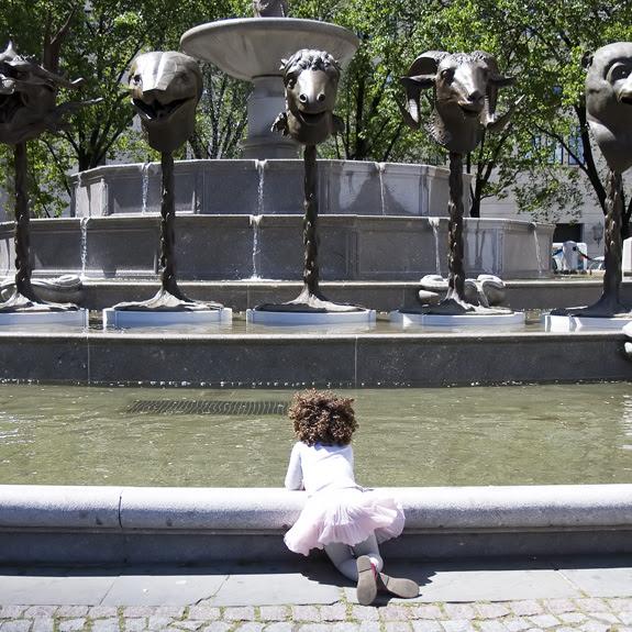 Ai Weiwei Sculpture, NYC