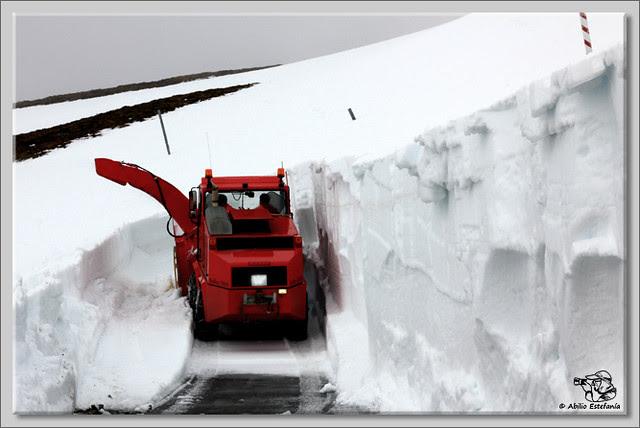 16 Nieve en Lunada