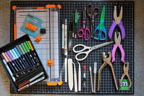 Scrapping Tools Minimized