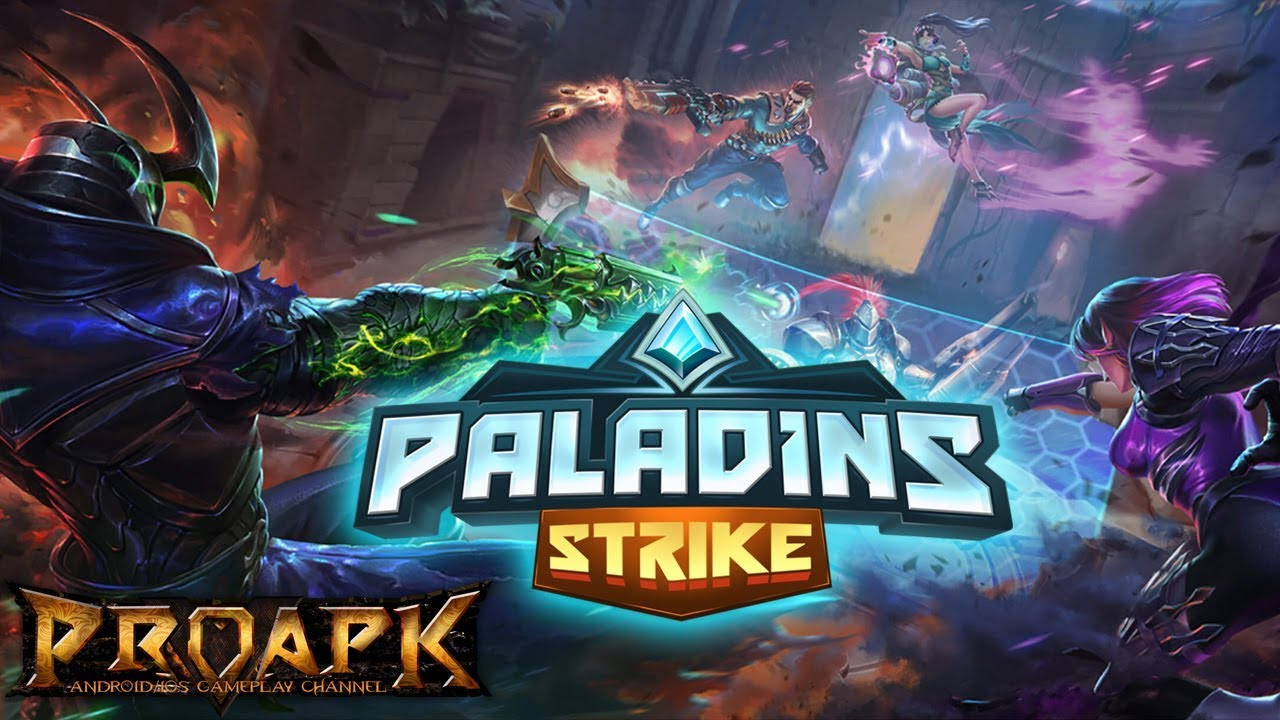 7 Paladins Android Gameplay - PROAPK - Android iOS ...